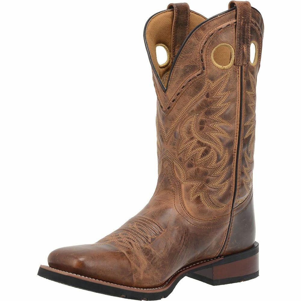 7812 Laredo Men's Kane Brown Distressed Western Cowboy Boot