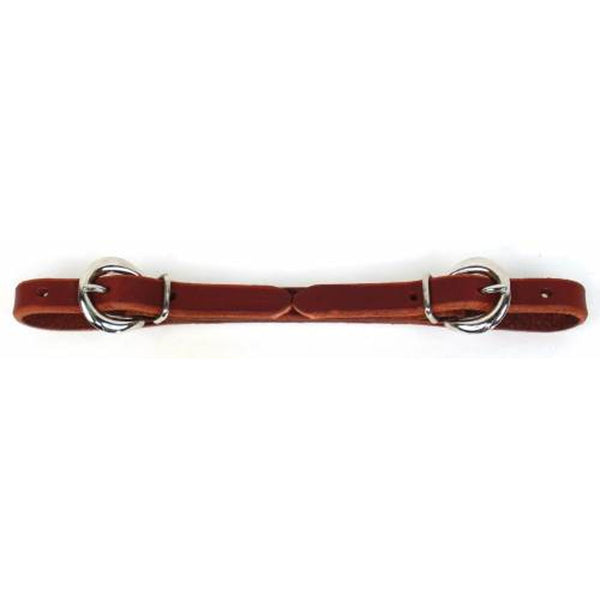 9106BUR Professional's Choice Burgundy Latigo Curb Strap