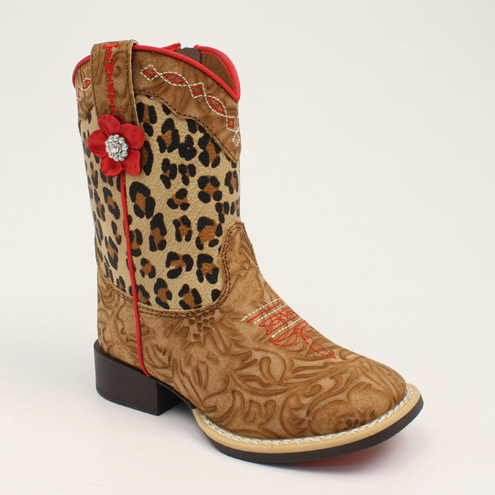 Twister Avery Youth & Toddler Cowboy Boots