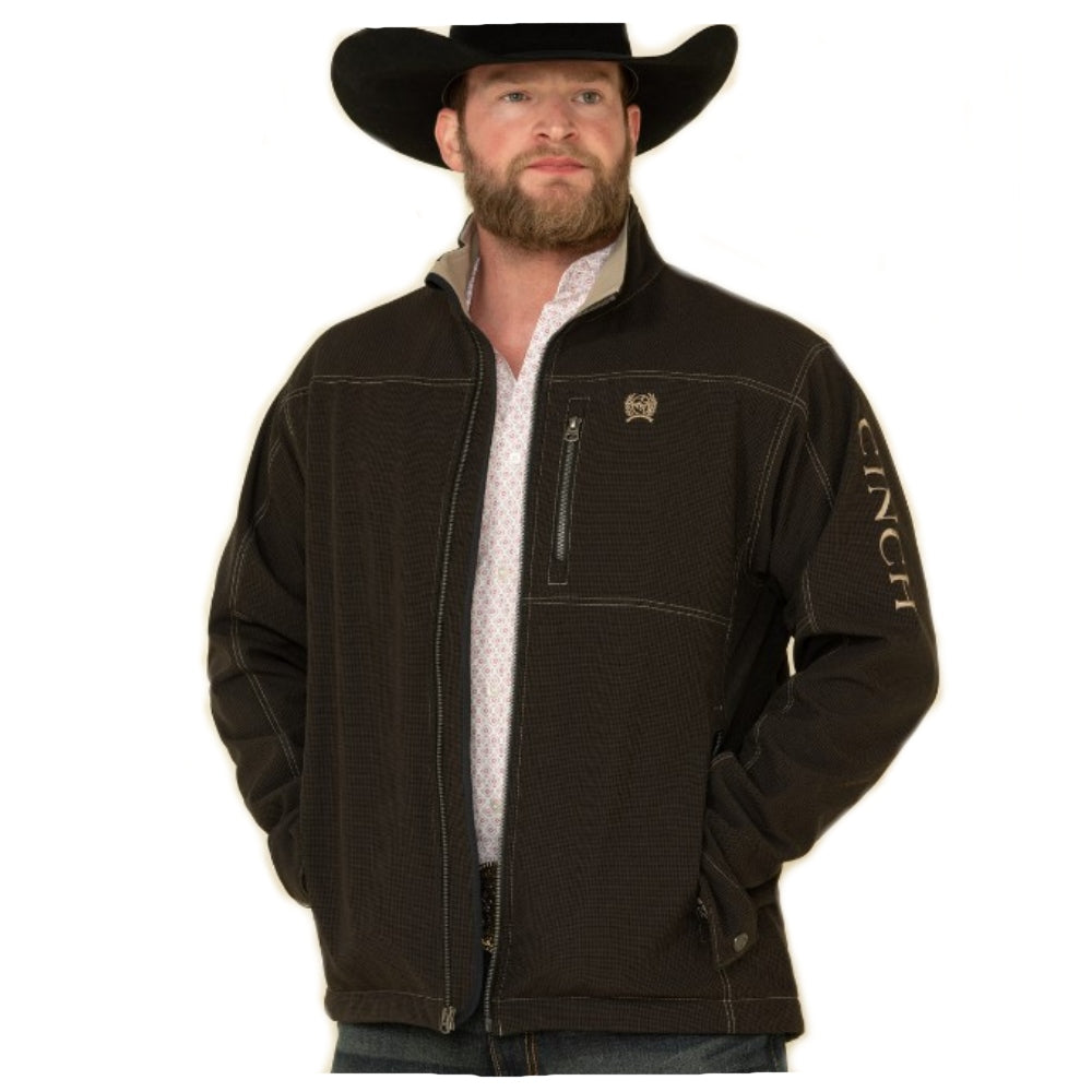 MWJ1537001 Cinch Men's Concealed Carry Softshell Jacket