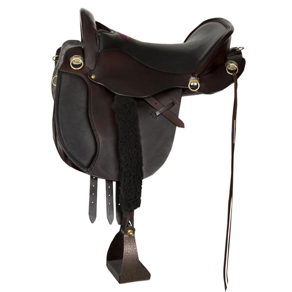 T49-620-4163-11 Tucker Equitation Endurance Trail Saddle
