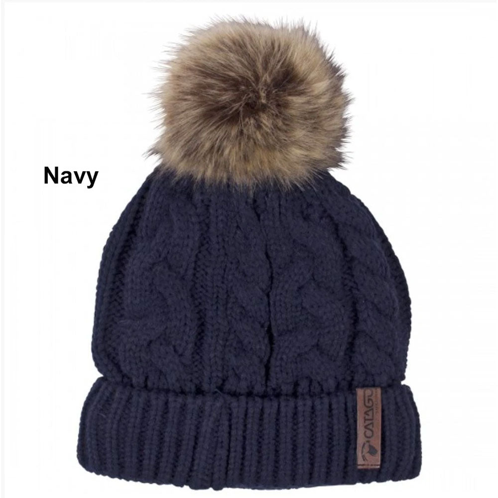 470779 CATAGO Equestrian Knitted Hat