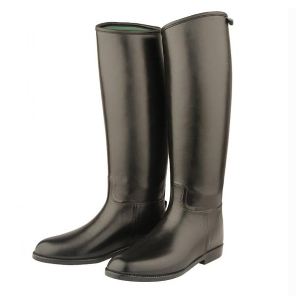 Dublin Youth Universal Tall Rubber Riding Boots- Black