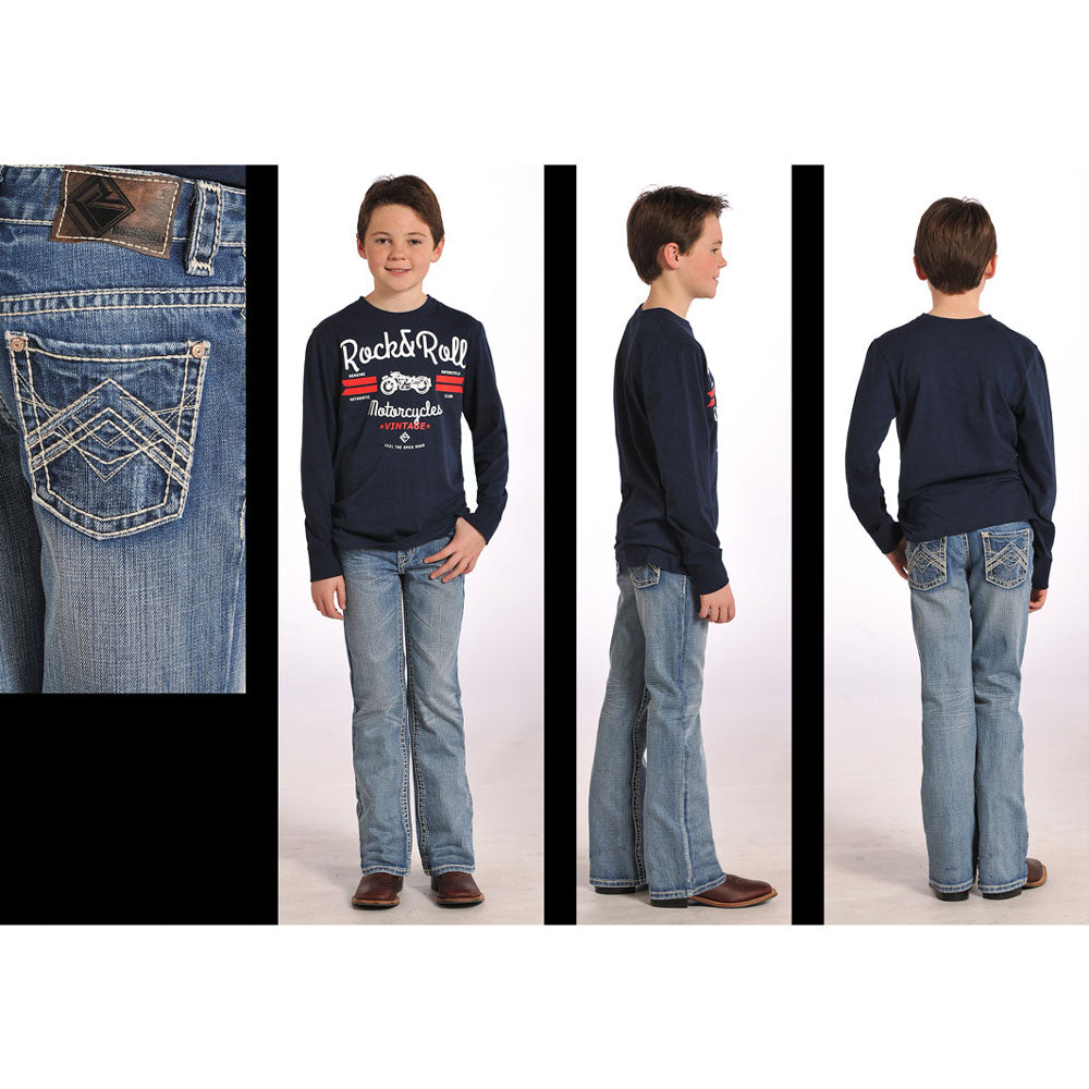 Jeans For Children Rock And Roll Jeans For Kids The Wire Horse The Wire Horse