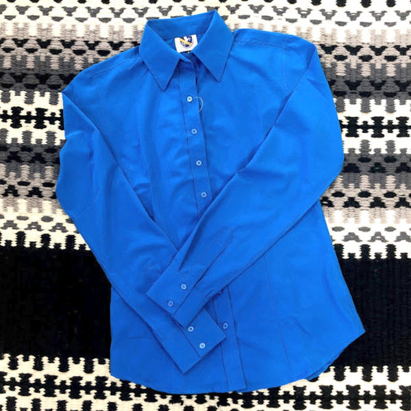 68343 Royal Highness Women's Easy Care Western Show Shirt Great Colors