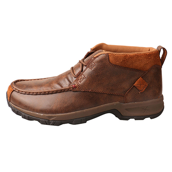 MHKW002 Twisted X Men's Hiker Waterproof Shoe – Brown