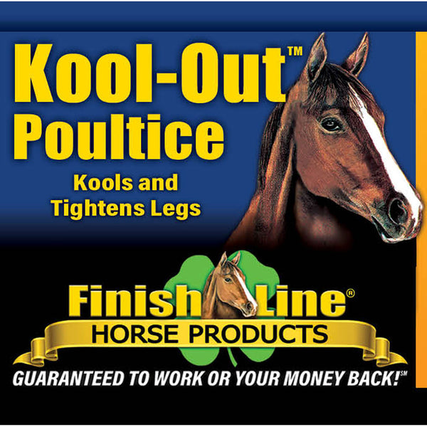 Finish Line Kool-Out Poultice