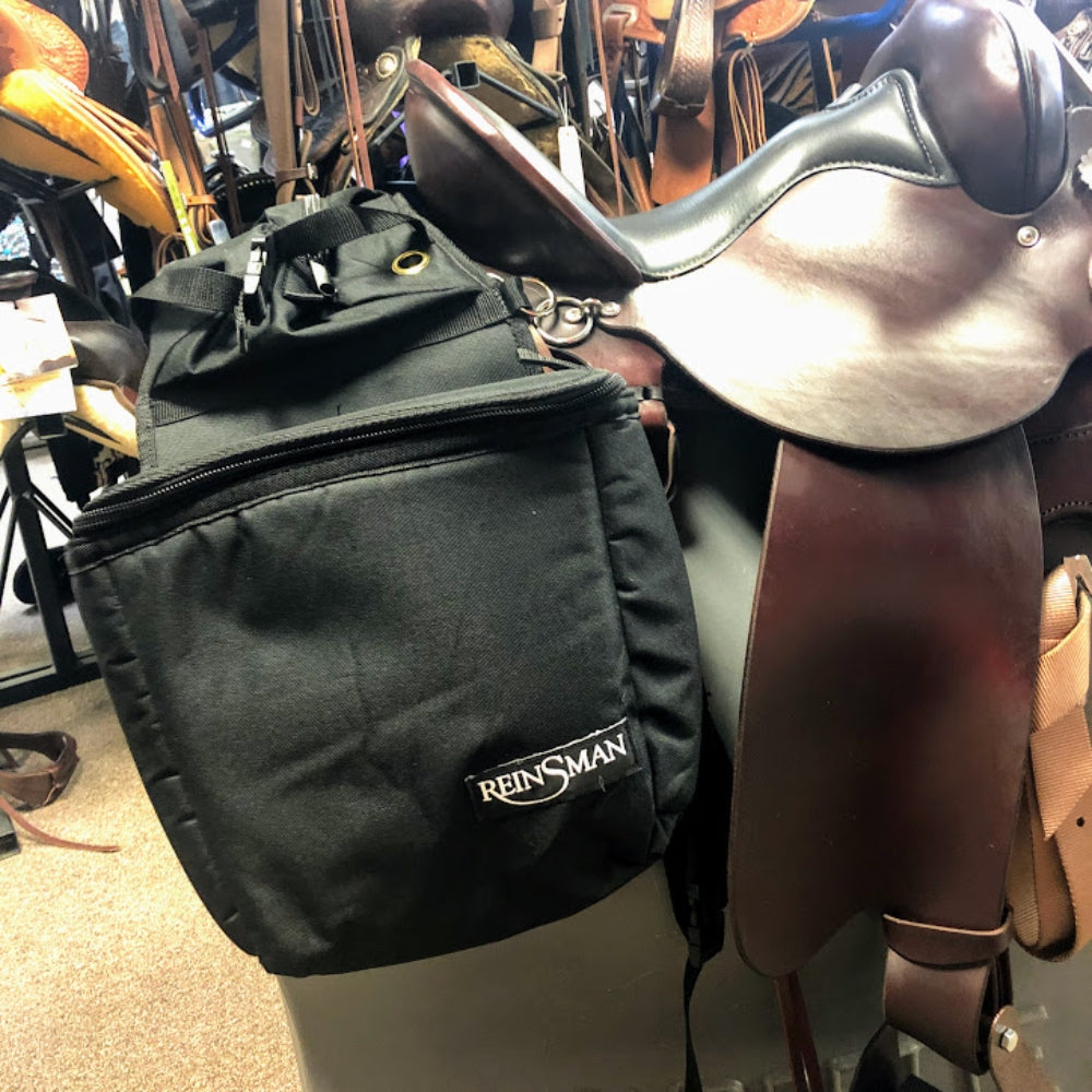 9186 Reinsman Insulated Trail Saddle Bag