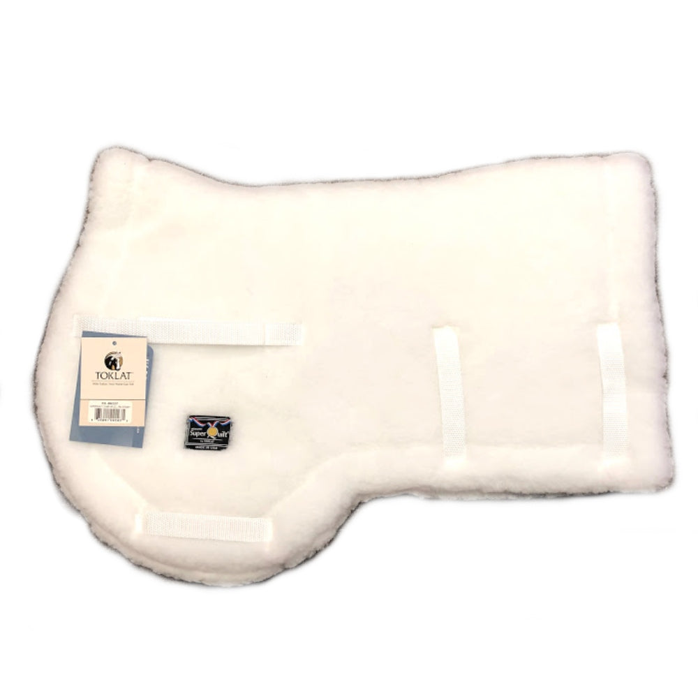 23-0633T Toklat SuperQuilt Medallion High Profile Fleece Close Contact Competition Pad With Number Pockets