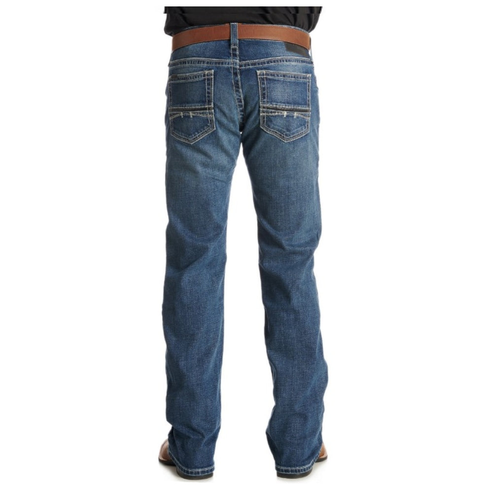 10027748 Ariat Men's M7 Rocker Straight Leg Low Rise Jean