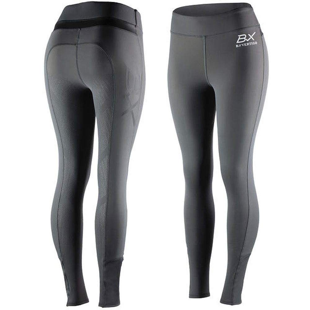36602 Horze B Vertigo BVX Beatrix Women's Full Seat Stretch Riding Tights