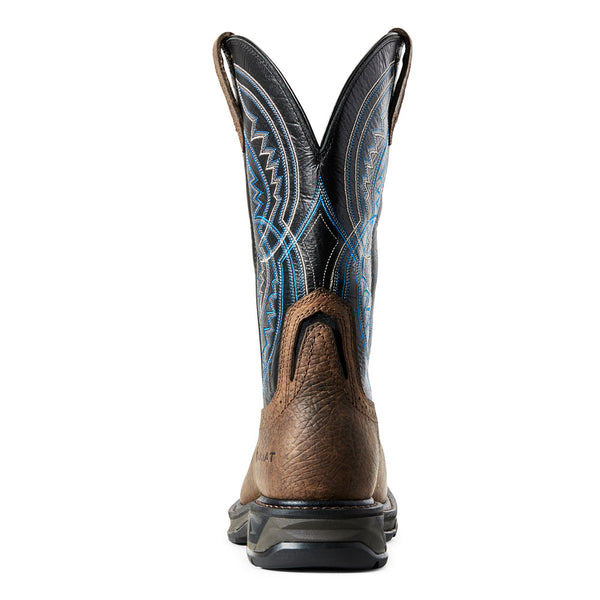 10029515 Ariat Men's WorkHog XT Coil Square Toe Work Boot