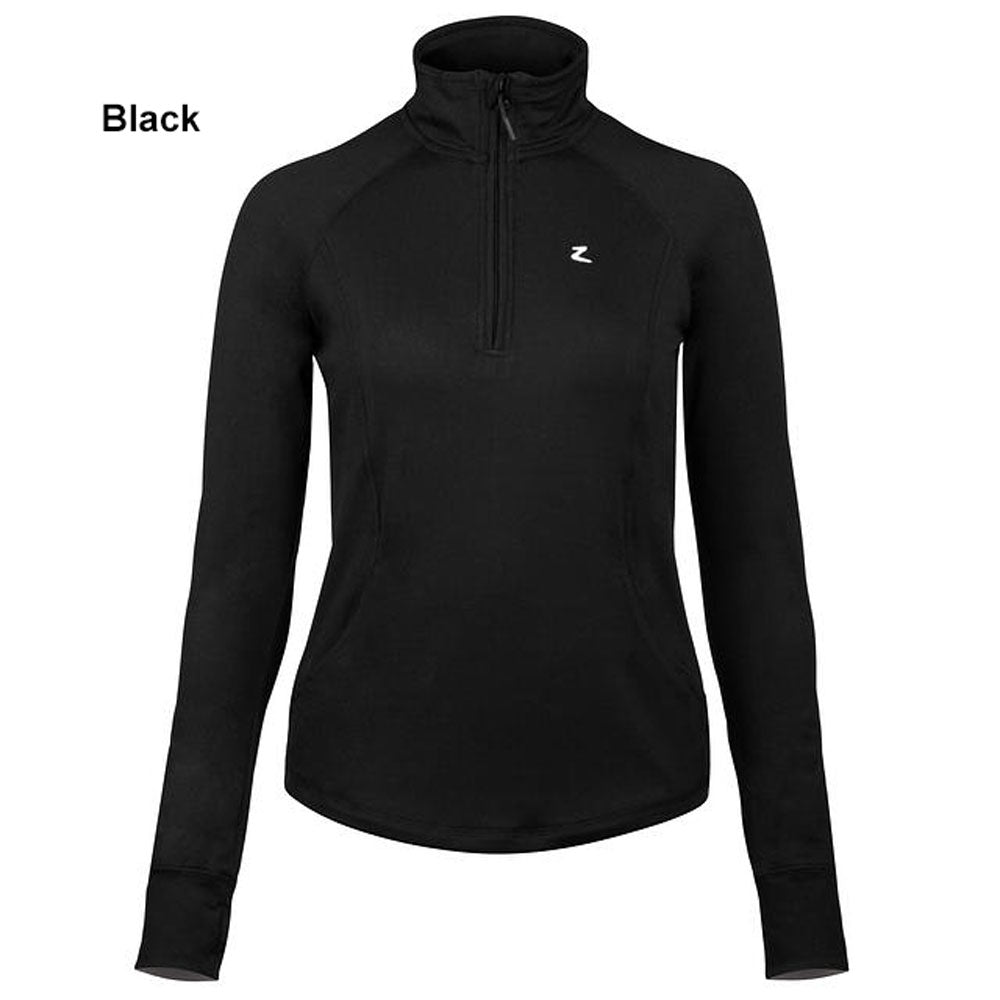 33086 Horze Andie Women's Long Sleeve Technical Shirt