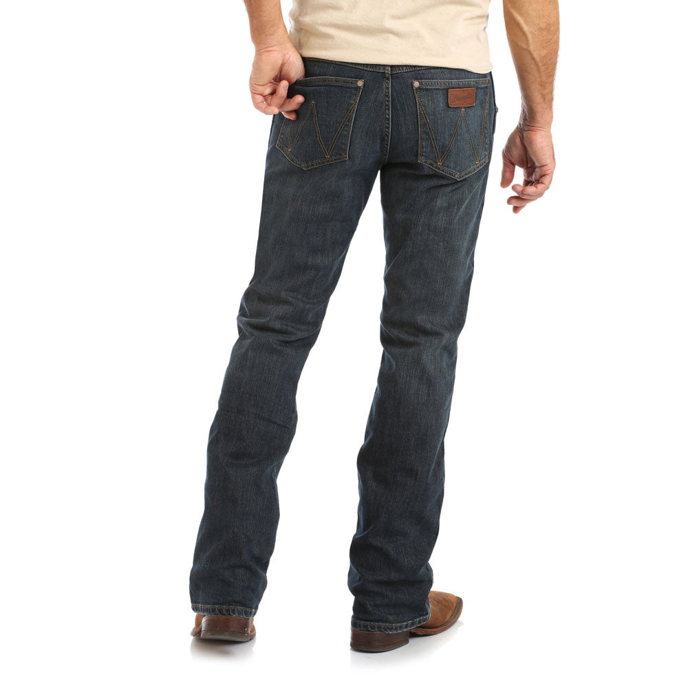 WRT20FL Wrangler Men's Retro® Relaxed Bootcut Jeans - Falls CIty