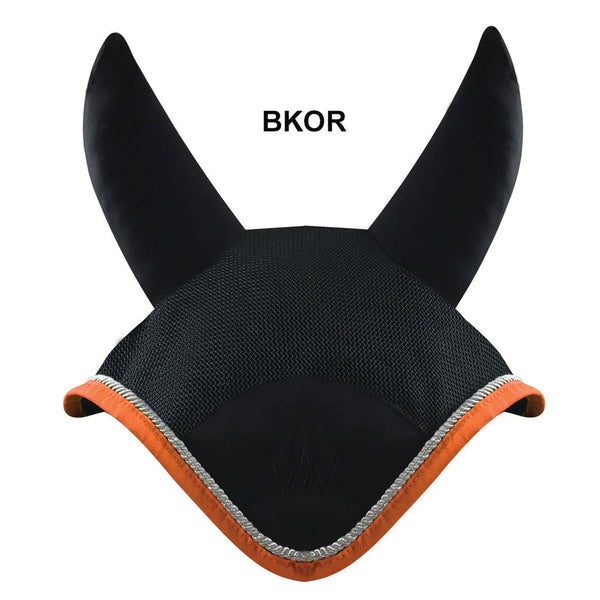 11-2138 Woof Wear Ergonomic Equine Fly Veil Great Colors!