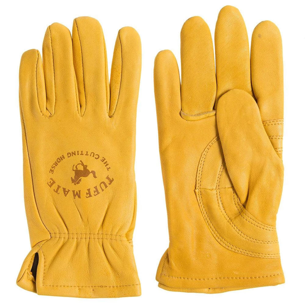 PL1301M Tuff Mate Men's The Cutting Horse Glove Goatskin
