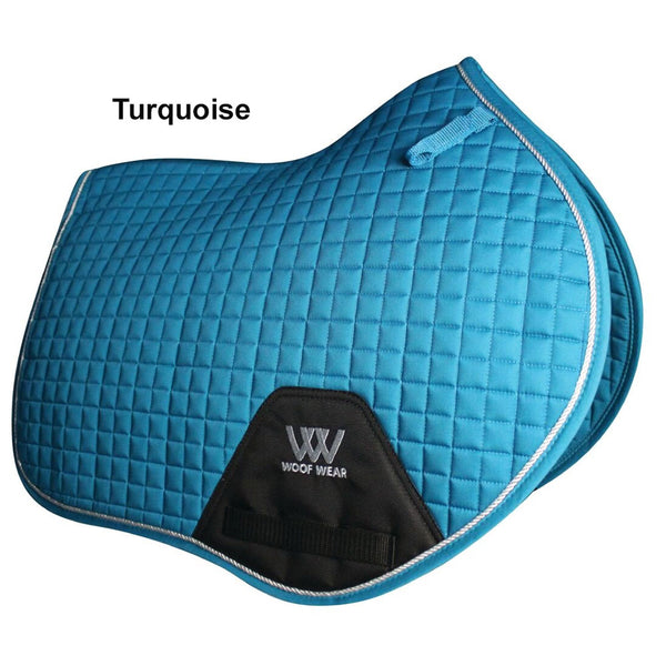 11-2132 Woof Wear Close Contact Saddle Pad Great Colors