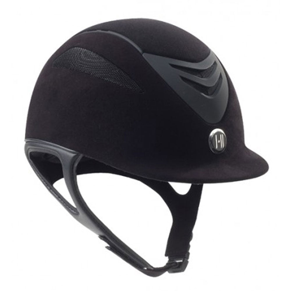 468260 One-K Defender Suede Riding Helmet