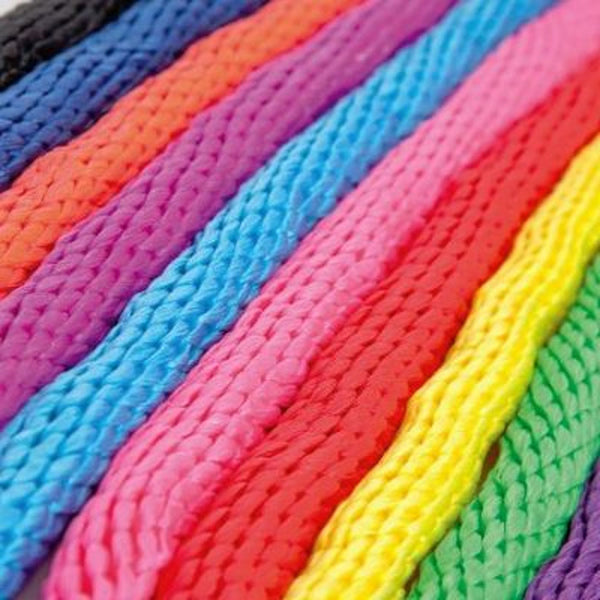 388 Shires Topaz Lead Rope Poly Great Colors!