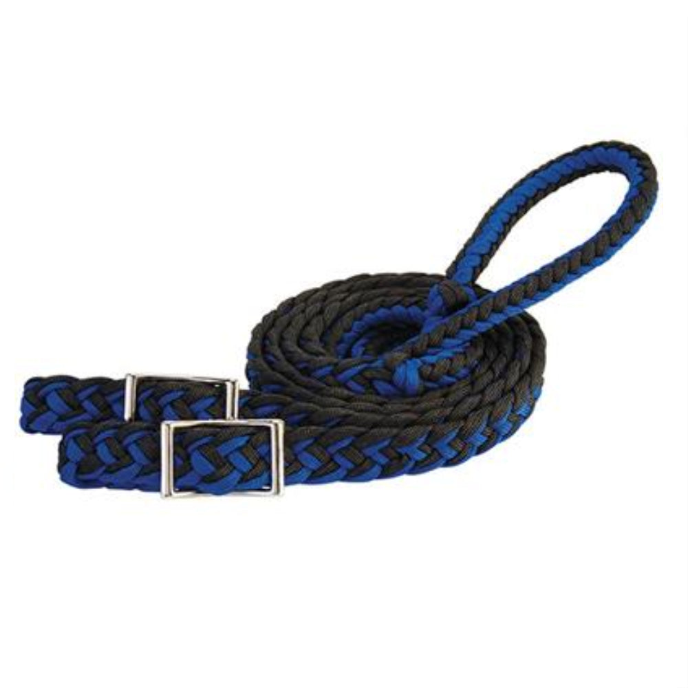 35-2051 Weaver Leather Braided Nylon Barrel Reins