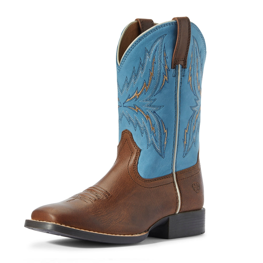 10031542 Ariat Kids Arena Rebound Western Boot