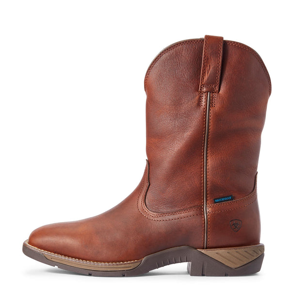 10031129 Ariat Men's Ranch Work H2O Square Toe Western Boot