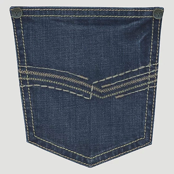 44MWXLP Wrangler Men's 20X #44 Slim Fit Straight Leg Jean - Lipan