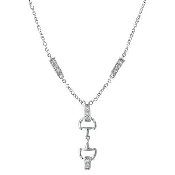 C3079 A Bit of Brilliance Necklace Montana Silversmith