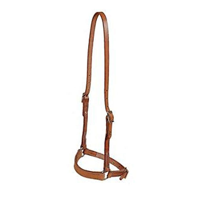 883 Tory Harness Leather Lined Cowboy Caveson Dropped Noseband
