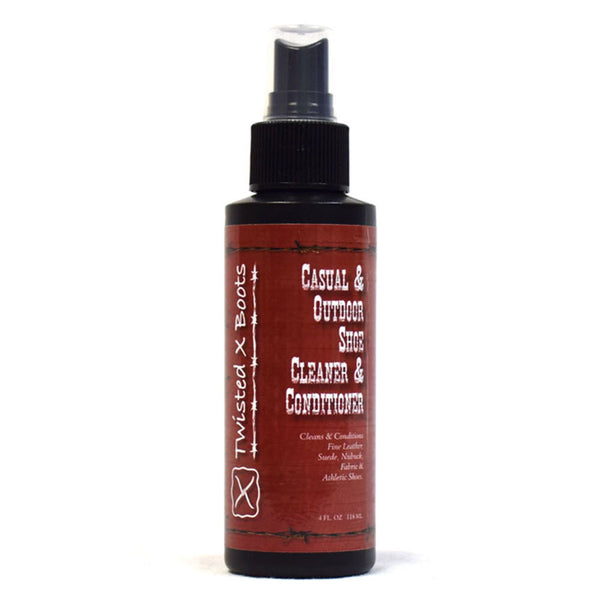 TXCSC01 Twisted X Shoe Cleaner and Conditioner