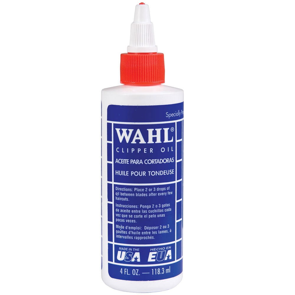 Wahl Clipper Oil 4 oz