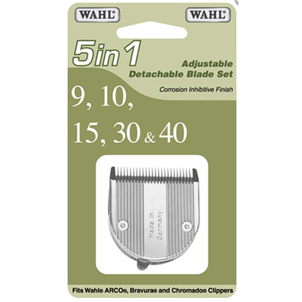 Wahl Arco 5 In 1 Blade Set - Clipper Blades