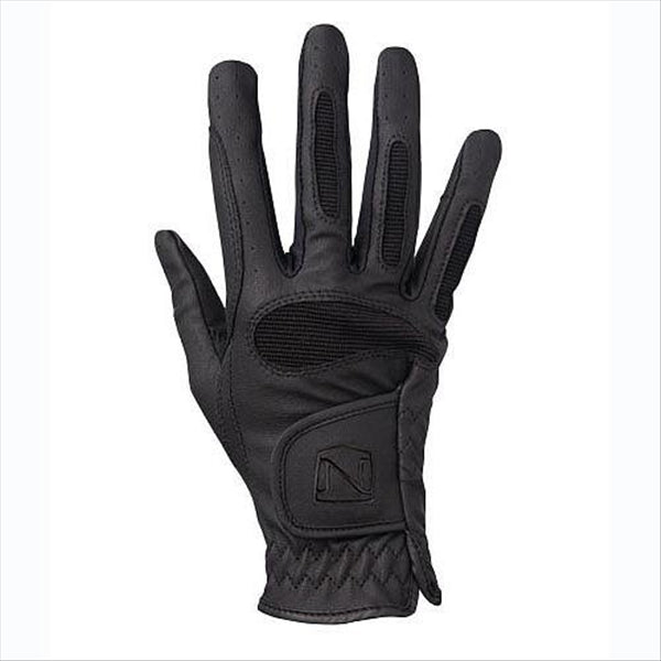 50002 Ready To Ride Synthetic Gloves from Noble Outfitters Black