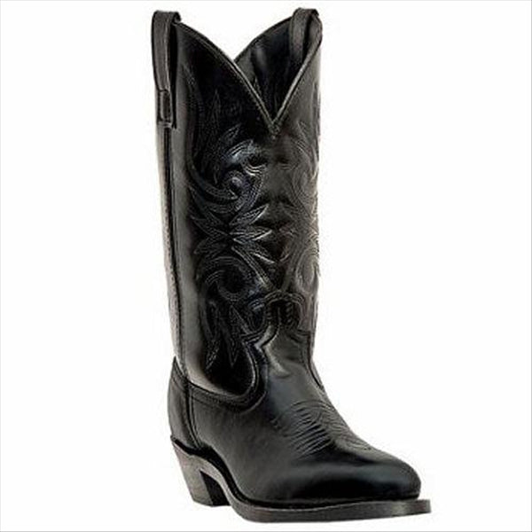 4240 Laredo Men's Laredo Paris Western Cowboy Boot - Black