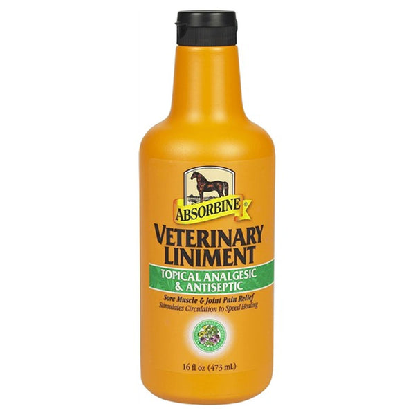 Absorbine Veterinary Liniment 16 Fluid Oz.