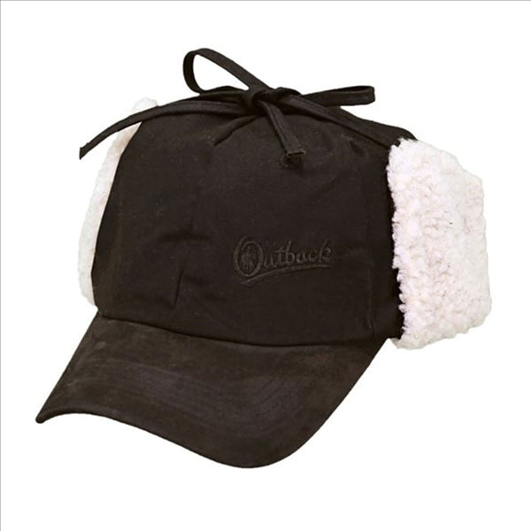 1492 Outback McKinley Cap Lined Ear Flaps