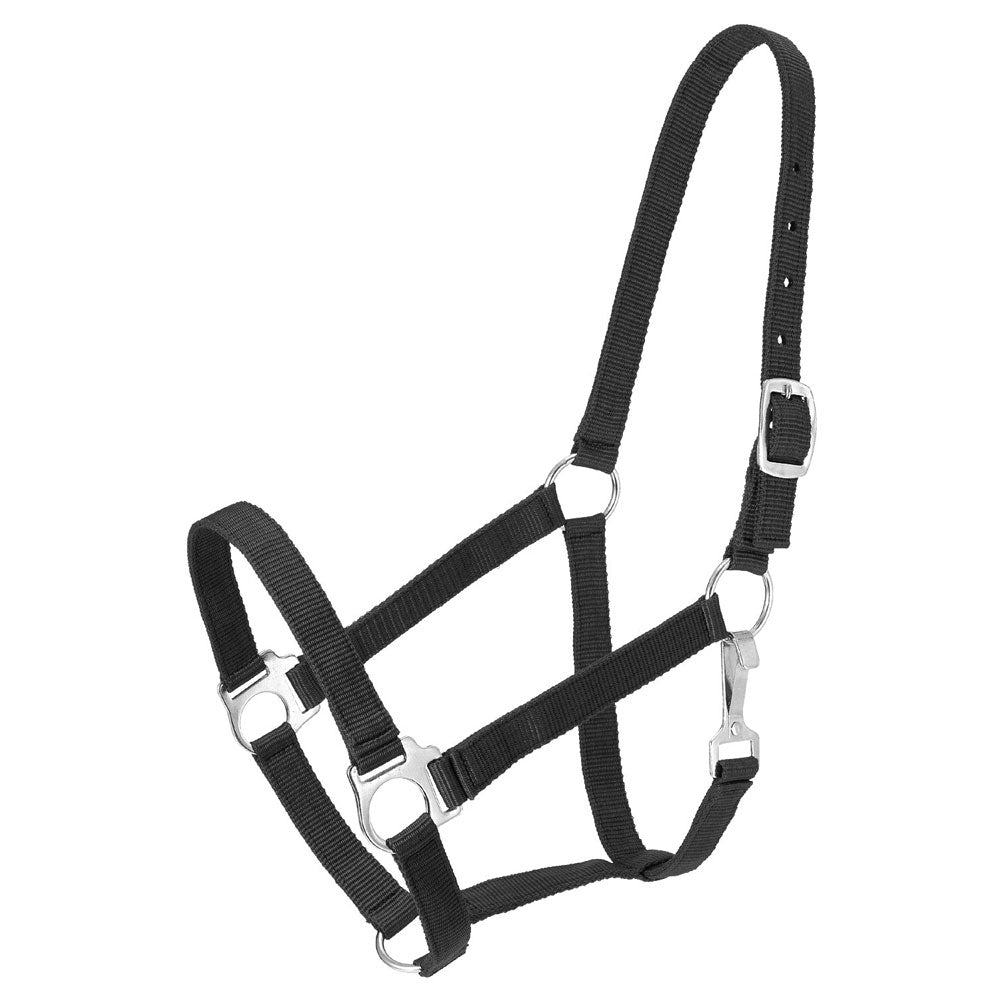 50-1703 Tough-1 Economy Nylon Halter Pony Size