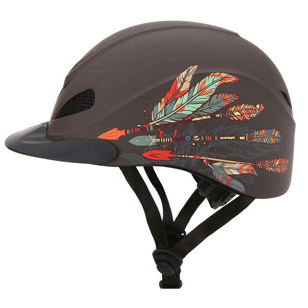 04-270 Troxel Rebel Arrow Riding Helmet