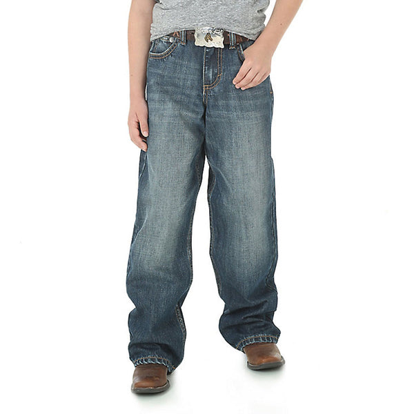33BWXWL Wrangler 20X Boys' No. 33 Extreme Relaxed Fit Jean - Color: Wells