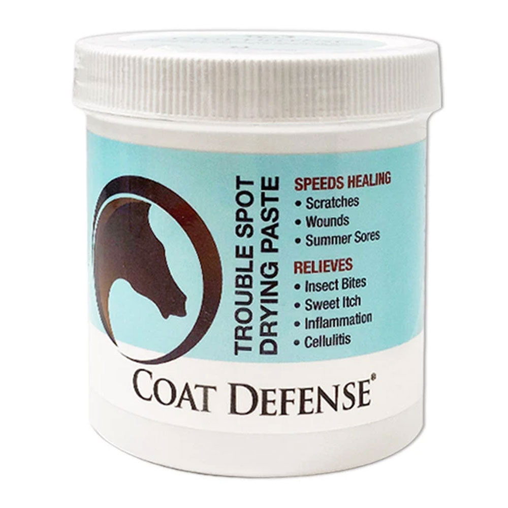 Coat Defense Trouble Spot Drying Paste All Natural