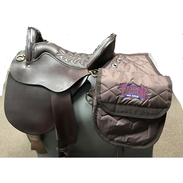 4704 Tucker Insulated Saddle Bags