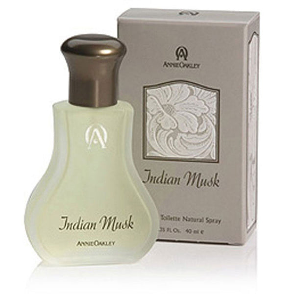 Indian Musk Eau de Toilette Natural Spray from Annie Oakley