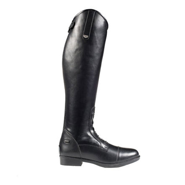 39019 Horze Women's Rover Field Tall Boots Black
