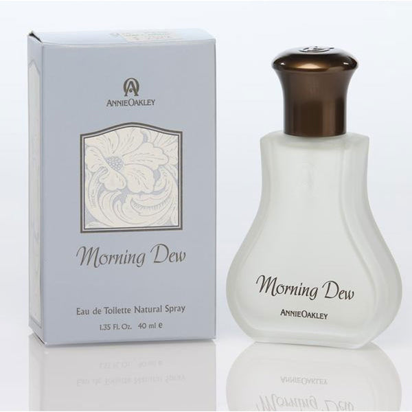 Morning Dew Eau de Toilette Natural Spray from Annie Oakley