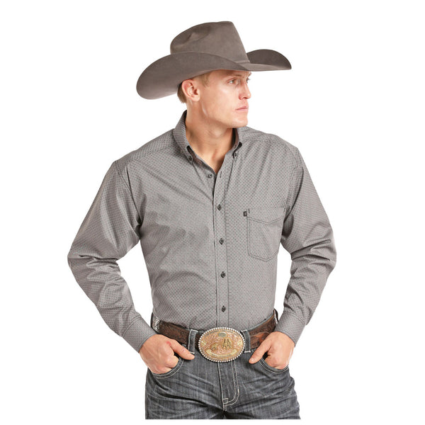 TCD7228 Tuf Cooper by Panhandle Men's Long Sleeve Competition Shirt