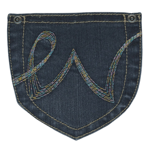 09MWGMW Wrangler Girls' Boot Cut Jeans - Girls' 4-14