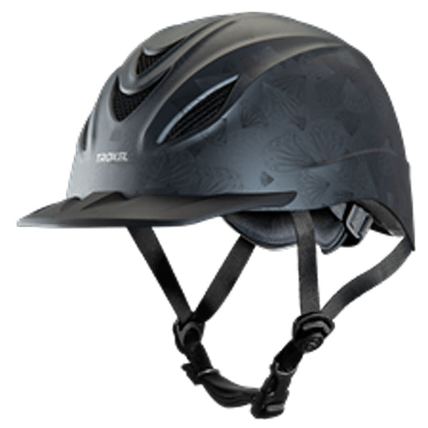 04-252 Troxel Intrepid Grey Petal Helmet