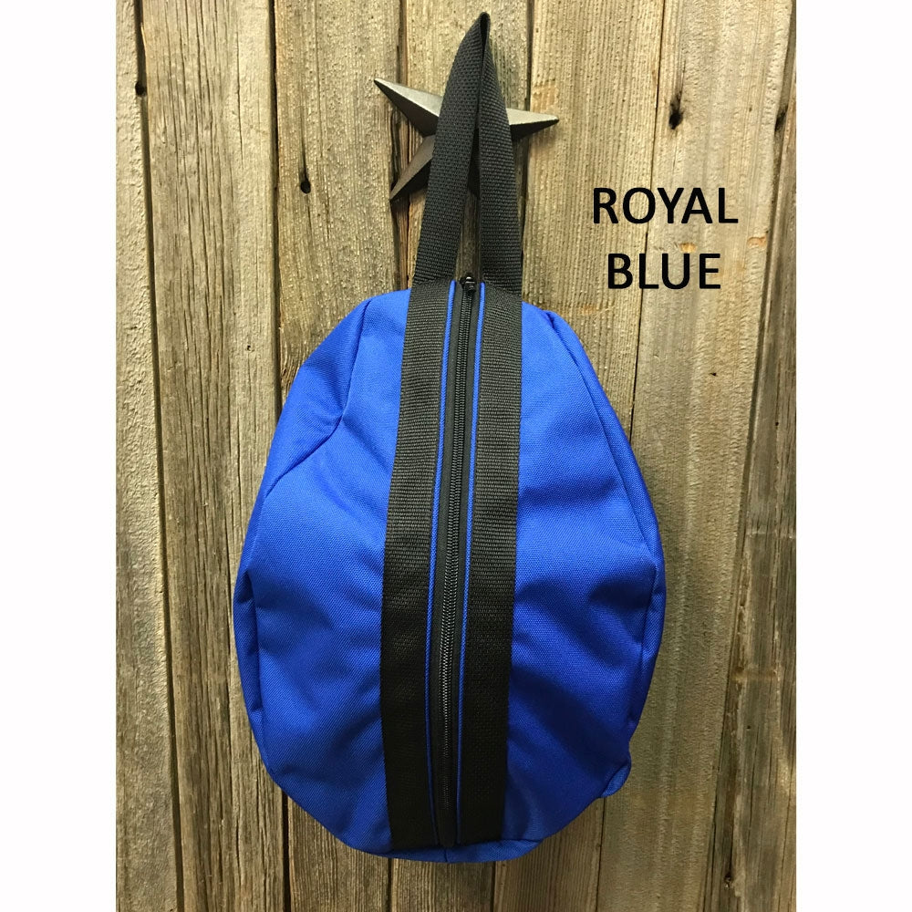 Wire Horse English Helmet Bag - Felt Lined
