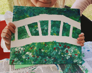 Artists Inspired Art Projects - Claude Monet