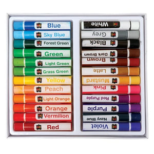 EC Standard Oil Pastels Pk Of 24